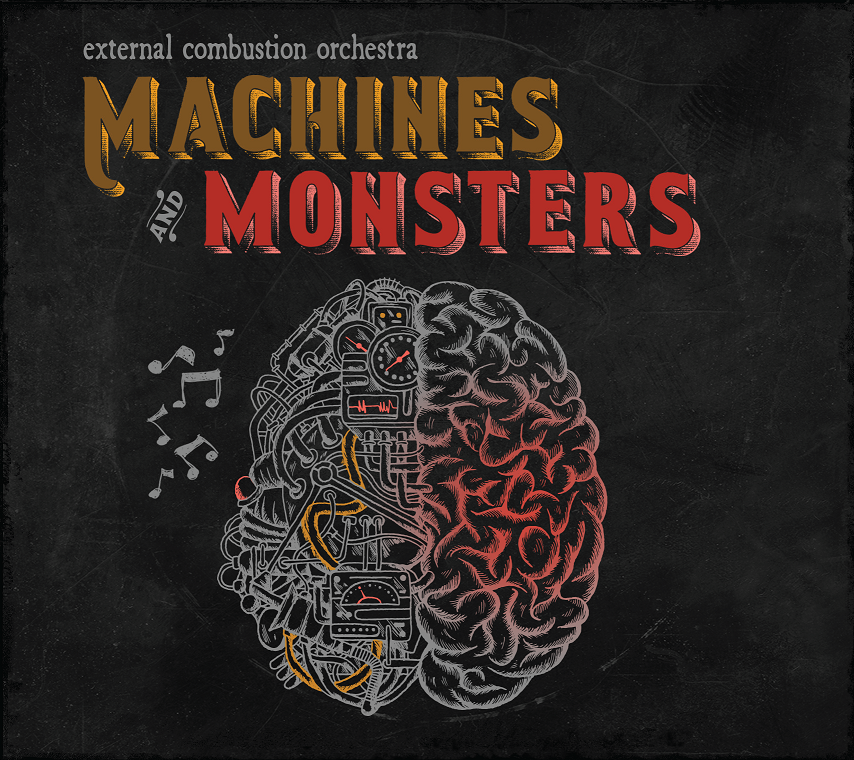 Machines and Monsters cover